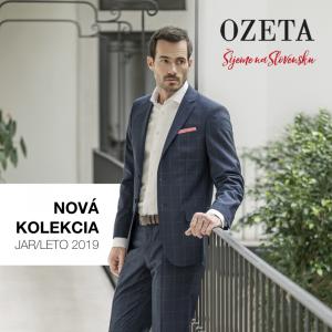 562f74928d Nová kolekcia OZETA Jar Leto 2019 je tu!